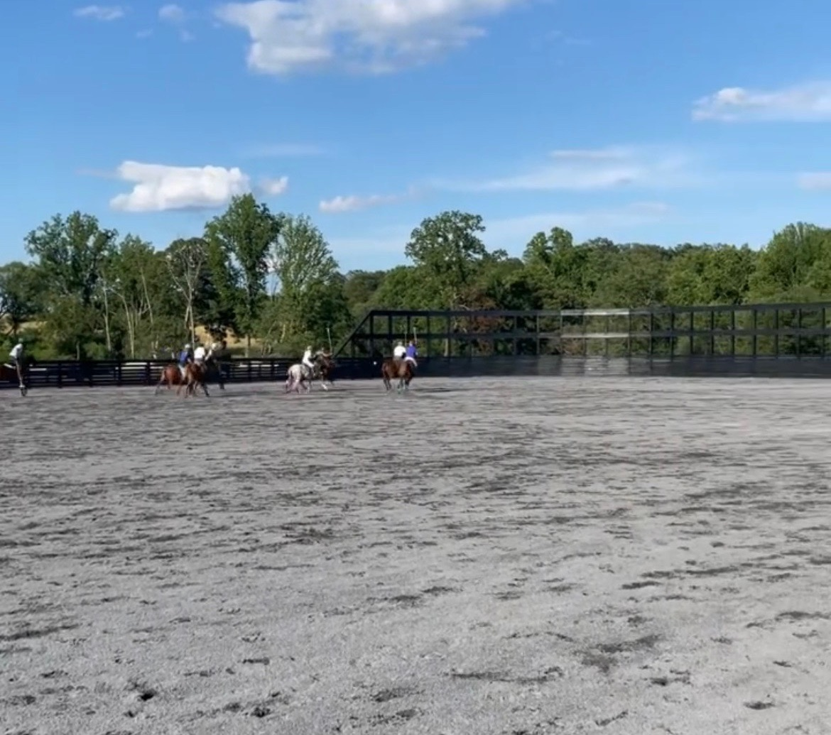 Polo Sand Arena and Conditioning Track